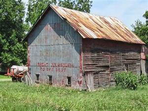 12 Beautiful Old Barns In Indiana