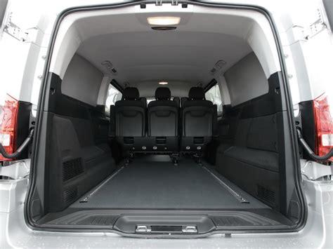 Merc Vito Cdi 119 by Mercedes Vito 119 Cdi 4x4 Mixto Lang Allrad Comfort Paket