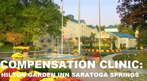 garden inn saratoga springs compensation clinic garden inn saratoga springs