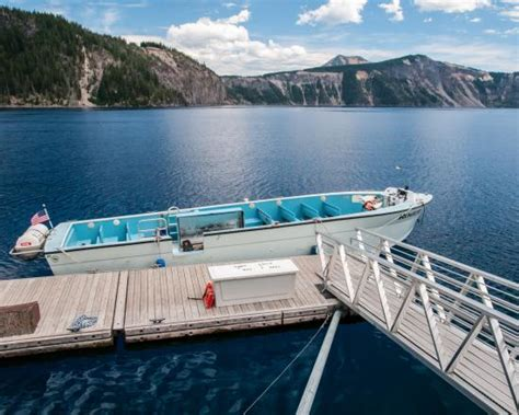 Crater Lake Boat Rental by Crater Lake Volcano Boat Tours Crater Lake National