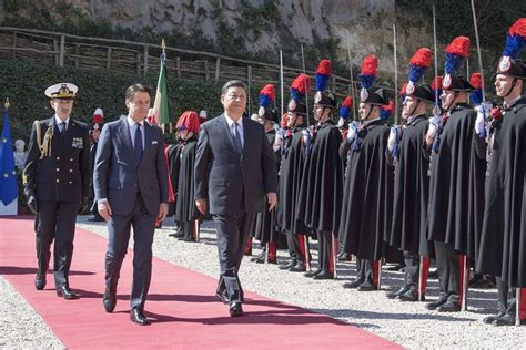 Italy's prime minister giuseppe conte will resign on tuesday in a tactical move aimed at maximising his chances of leading a new government. Xi, Conte Hold Talks on Elevating China-Italy Ties into ...