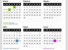 Calendario laboral 2017 Castilla y León Blog de Opcionis