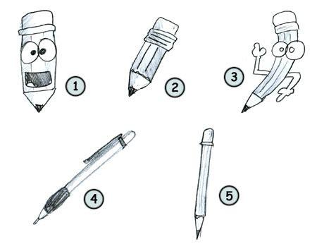 draw  pencil
