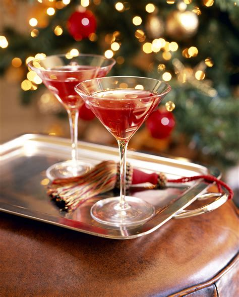 holiday cocktail recipes best holiday cocktails from hotels