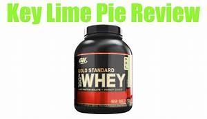 Optimum Nutrition Key Lime Pie Review  Sour Protein Powder