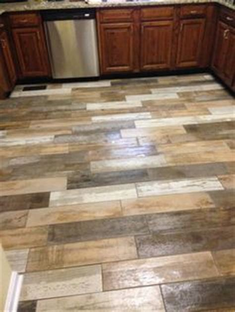 Home Depot Marazzi Reclaimed Wood Look Tile by Marazzi Montagna Wood Vintage Chic 6 In X 24 In