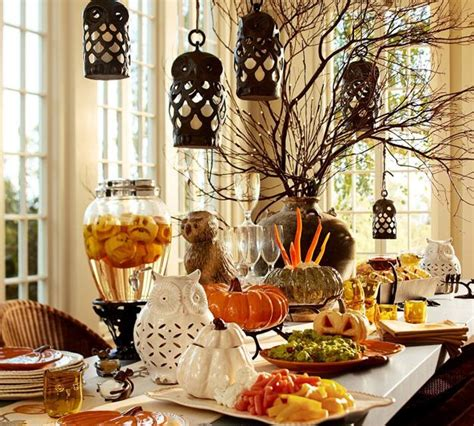 halloween decorating ideas  party tables stunning