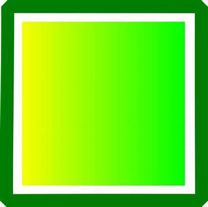 Square Clip Box Yellow Clipart Clker Vector