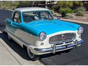 1962 Nash Metropolitan Coupe 4 Cyl 3 Speed Manual 38 225