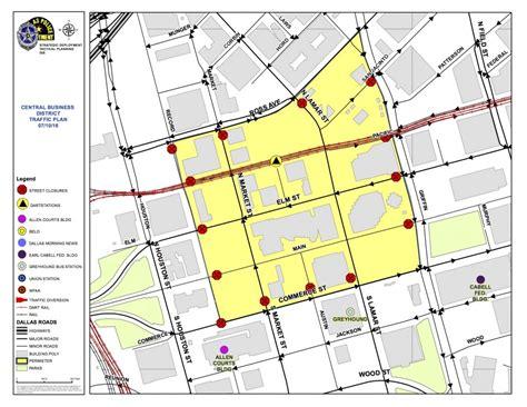 downtown dallas traffic update dallas city news
