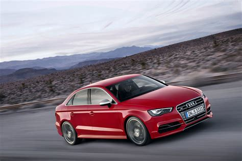 Audi A3 And S3 Revealed The Truth About Cars