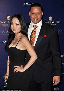 Terrence Howard And Wife, Miranda Are Expecting!
