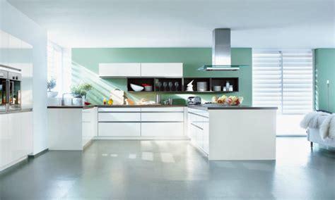 Moderne Küche U-form