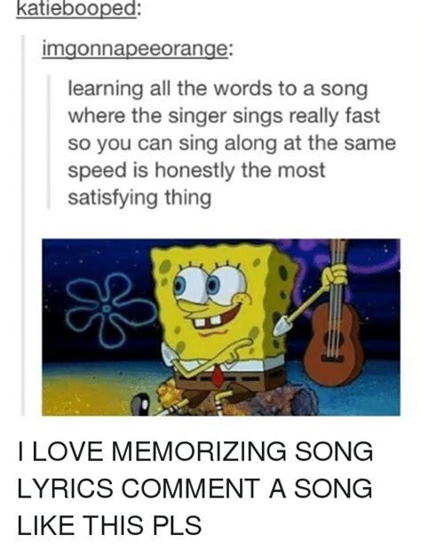 Meme Song Lyrics - 25 best memes about song lyrics song lyrics memes