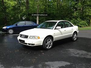 1999 Audi A4 1 8 Automatic Related Infomation
