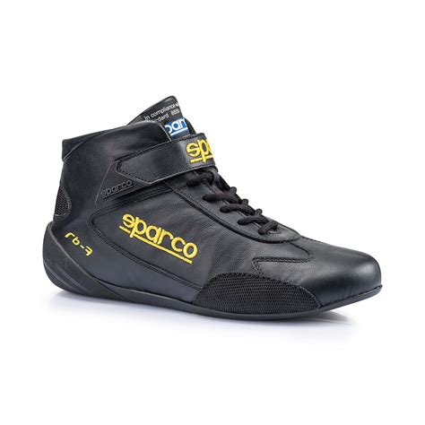 si鑒e sparco sparco shop racing cross rb 7 001224 stivaletto in pelle