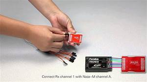 Dji Naza-m Main Controller U0026traditional Receiver Connection