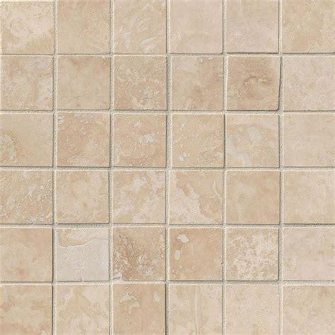 2x2 travertine tile ivory travertine honed filled mesh travertine backsplash tile
