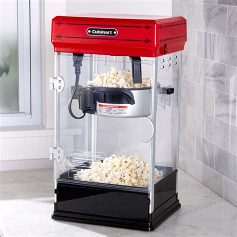 cuisinart professional popcorn maker reviews crate