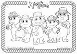 Moodsters Coloring Empathy Sheets Toys Pages Coming Target Sponsored Android Apple App Template sketch template