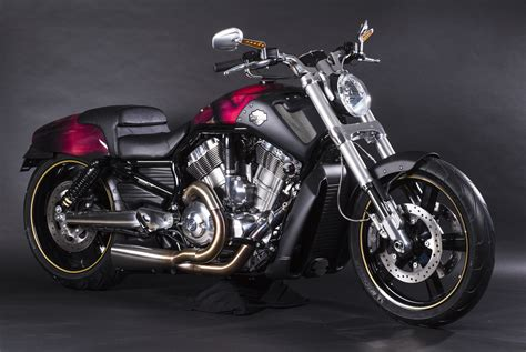 Harley-davidson & Marvel Present Super Hero Customised