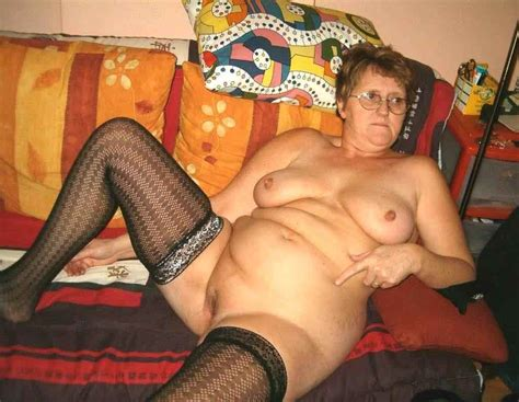 Oma German Granny Rita