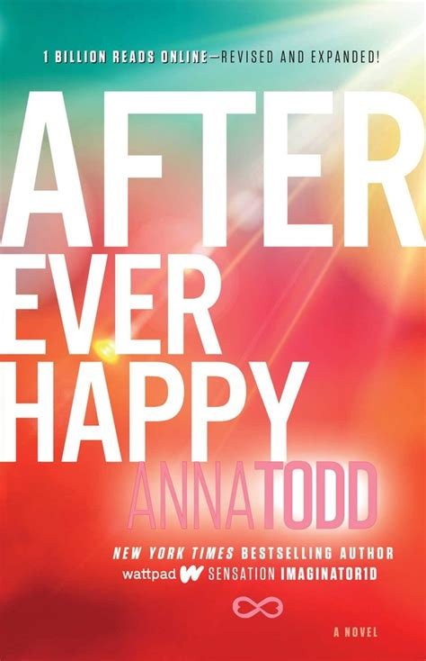 After Ever Happy   Book by Anna Todd   Official Publisher ...