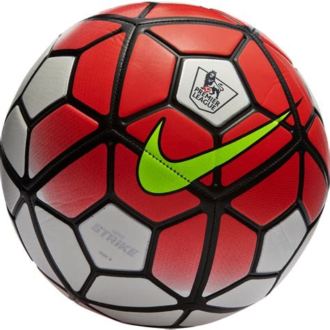 pouf ballon de foot nike strike premier league soccer soccerloco