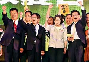 《TAIPEI TIMES 焦點》 Tsai makes final appeal in Taichung - 自由 ...