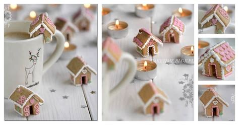 diy mini gingerbread houses usefuldiycom