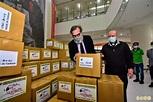 台灣LOVE義大利!神父呂若瑟募1.5億 首批物資今啟運馳援 - 生活 - 自由時報電子報