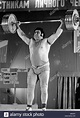 Heavyweight Vasily Alekseyev clears the weight Stock Photo ...