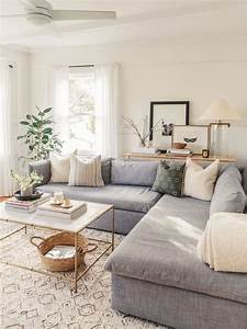 12, Easy, Ways, To, Update, Your, Living, Room