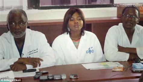 nigerian doctor survived ebola hailed hero   field