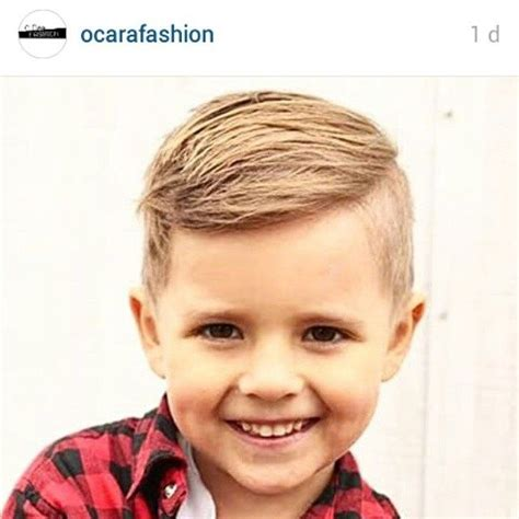 Small Boy Hairstyle by Haircuts For Boys Ages 6 14 Small Children To