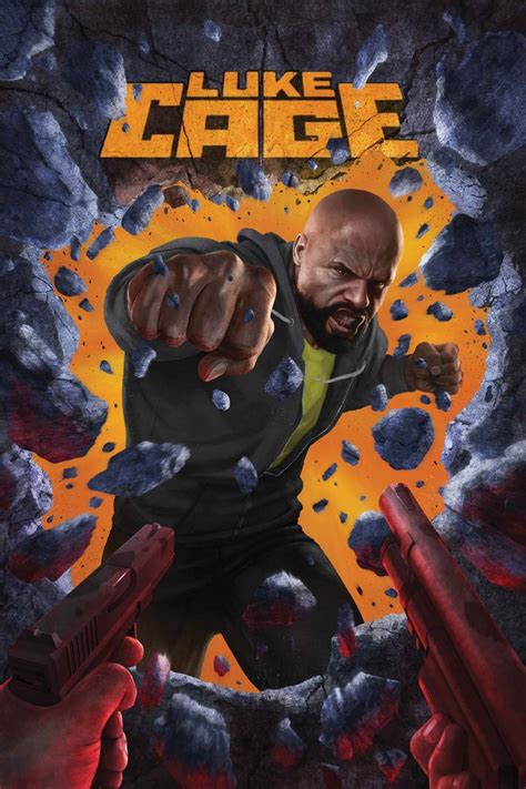 Luke Cage (earth616)  Marvel Database  Fandom Powered