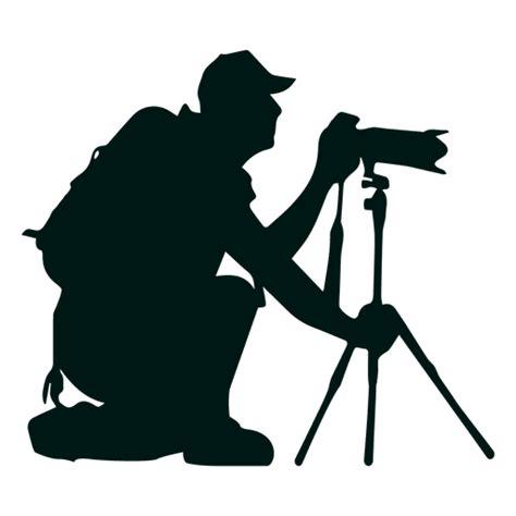 13276 photographer silhouette png fot 243 grafo con c 225 mara soporte silueta descargar png svg