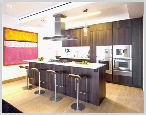 kitchen island and bar kitchen island overhang for stools gl kitchen design 4969