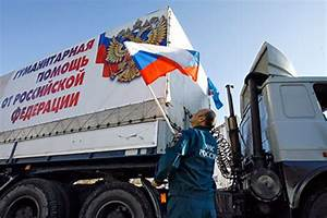 The 72nd Humanitarian Aid Convoy To Arrive Today From ...