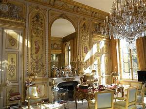 Official Residence Of The President Of The French Republic