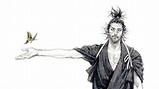 動漫壁紙,井上雄彥筆下的宮本武藏 - 每日頭條