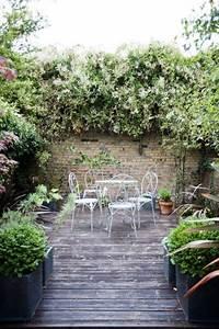 comment amenager un petit jardin de ville jardin With amenager un petit jardin de ville