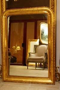 Miroir Style Baroque : reconnaitre un miroir louis philippe regard d 39 antiquaire ~ Teatrodelosmanantiales.com Idées de Décoration
