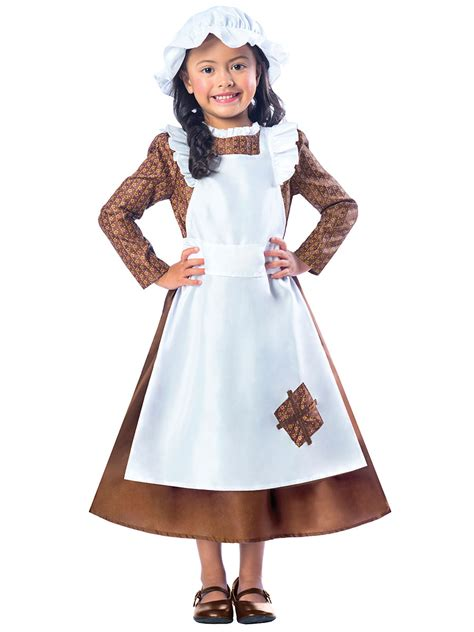 Child Victorian Girl Costume - 9901687 - Fancy Dress Ball