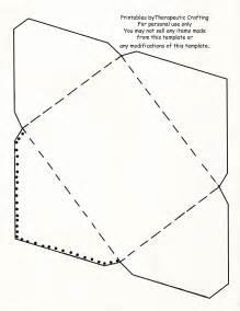 Free Printable Envelope Template