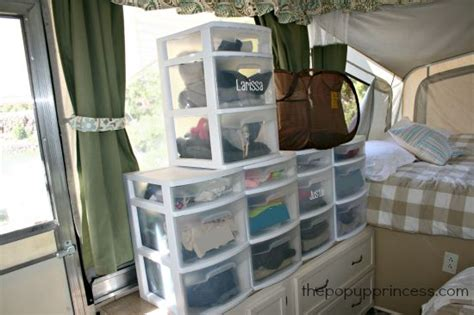 organize  pop  camper  pop  princess