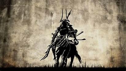 Samurai Warrior Fantasy Asian Artwork Wallpapers Wallpaperup