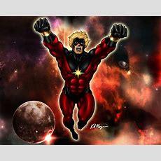 Captain Marvel Shazam Wallpaper Wallpapersafari