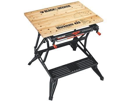 black decker workmate  portable project centre