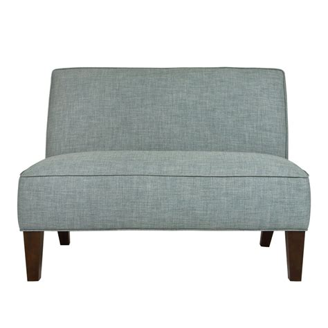 Angelo Home Settee by To It Angelo Home Dover Settee Sky Blue